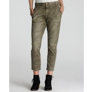Current Elliott Buddy Trouser In Army Camo